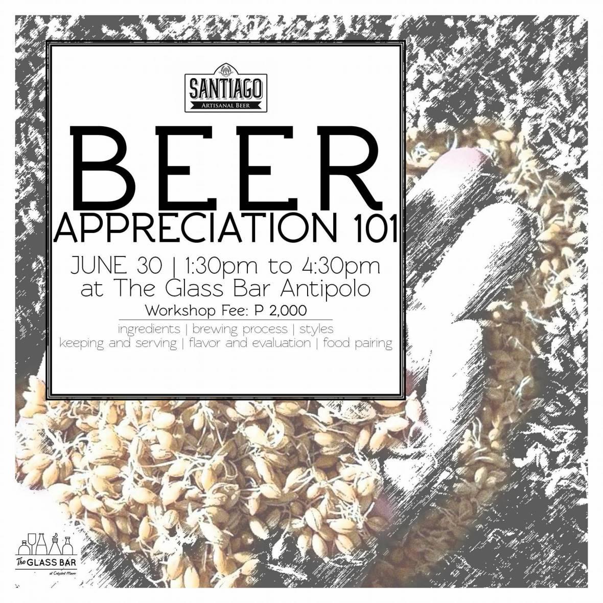 BeerAppreciation